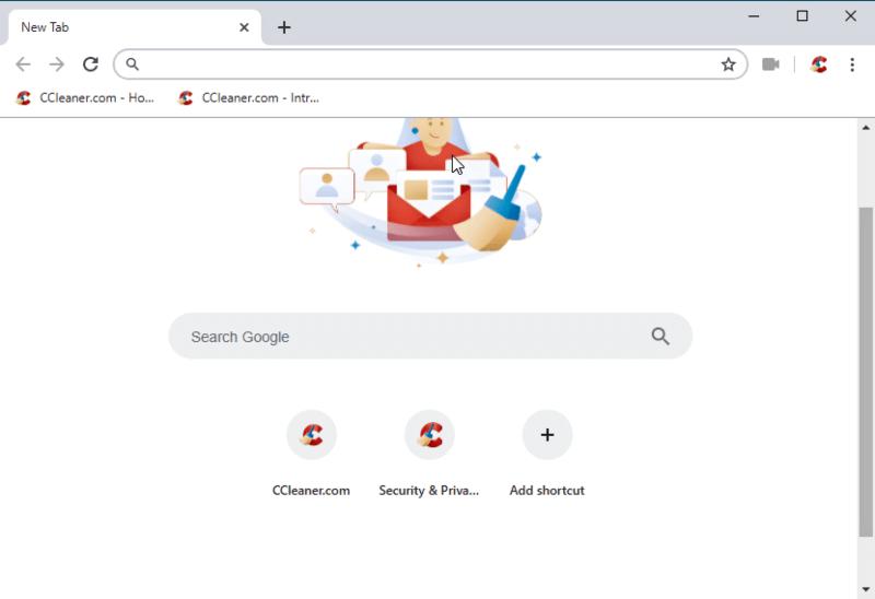تحميل متصفح سي كلينر CCleaner Browser للكمبيوتر