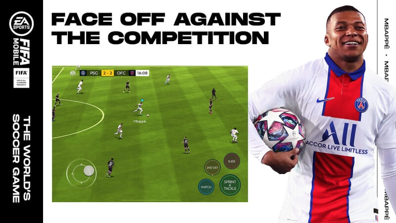 تحميل افضل لعبة كرة قدم للاندرويد FIFA Football
