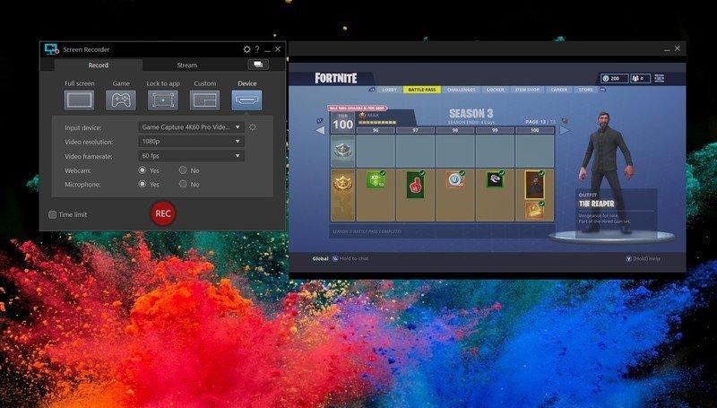 تحميل برنامج CyberLink Screen Recorder لتسجيل سطح المكتب